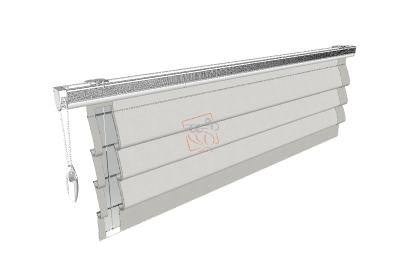 Алюминиевая система для римских штор