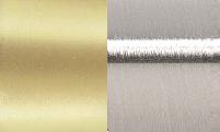 золото-мат/сталь