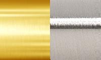 золото/сталь