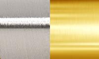 сталь/золото