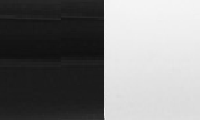 черно-белый